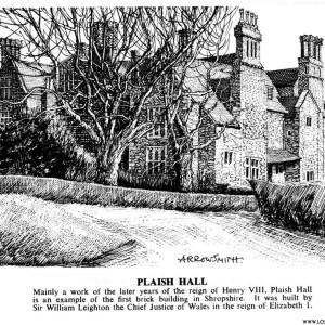 Plaish Hall