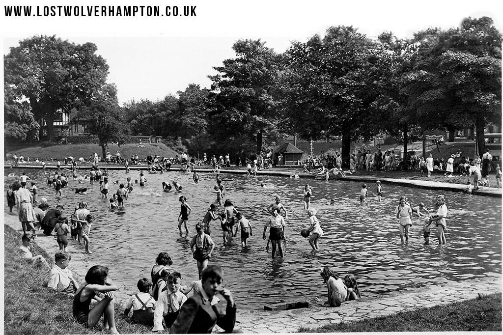 Lost Wolverhampton - Tettenhall Pool