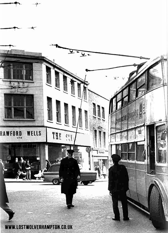 Darlington Street Trolly Buses