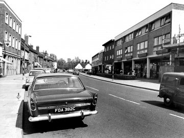 post 162 - Postcards from the past – Wednesfield as it was!