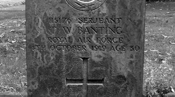 Private F.C. Banting - Stories From The Grave