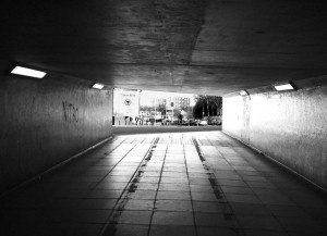 Molineux tunnel 2008