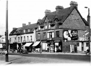 The Shops in North Street 1954