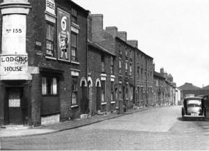 155 Stafford Street - Herbert Street Lodging House circa 1950
