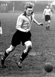 Jimmy Playing for Wolverhampton Boys