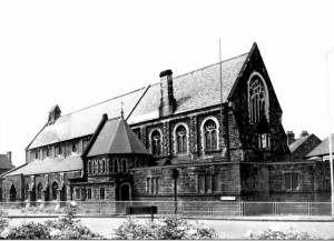 Christ Church circa 1950