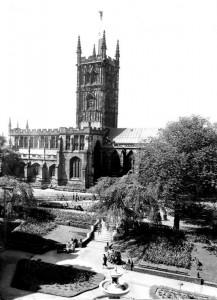 Saint Peter's Church 1961