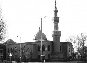 Wolverhampton Mosque 2009