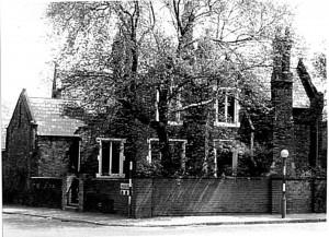 St Mary's Vicarage circa 1950