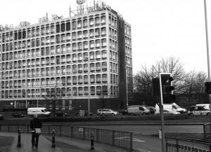 Stafford Street 9th December 2009
