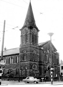 The United Presbyterian Church 1963