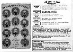 1908 wolves team