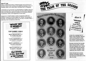 1938-1939 wolves team