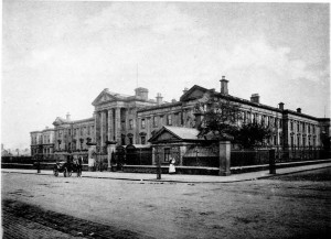 The Royal Hospital 1900
